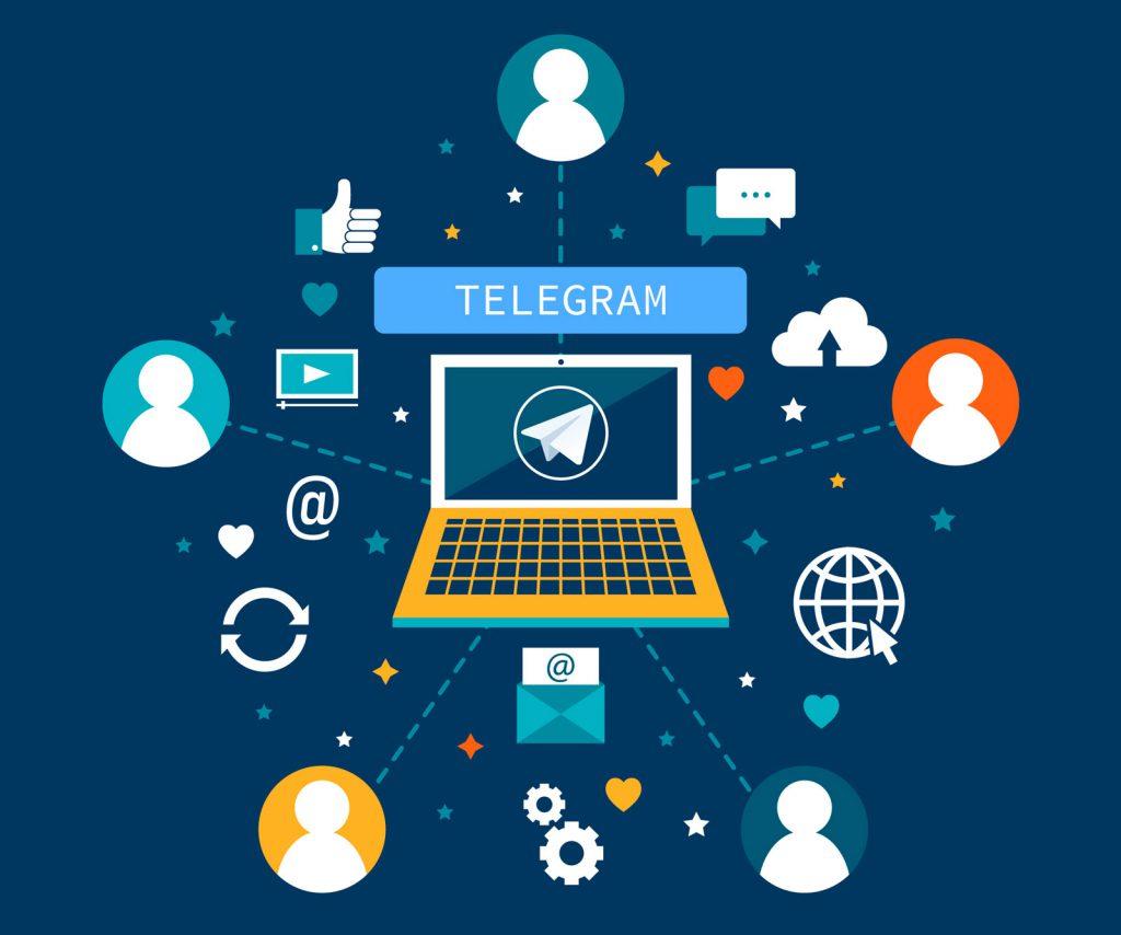 کسب و کار در تلگرام